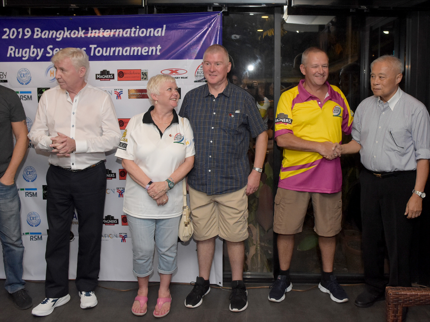 Bangkok International Rugby 7s 2019